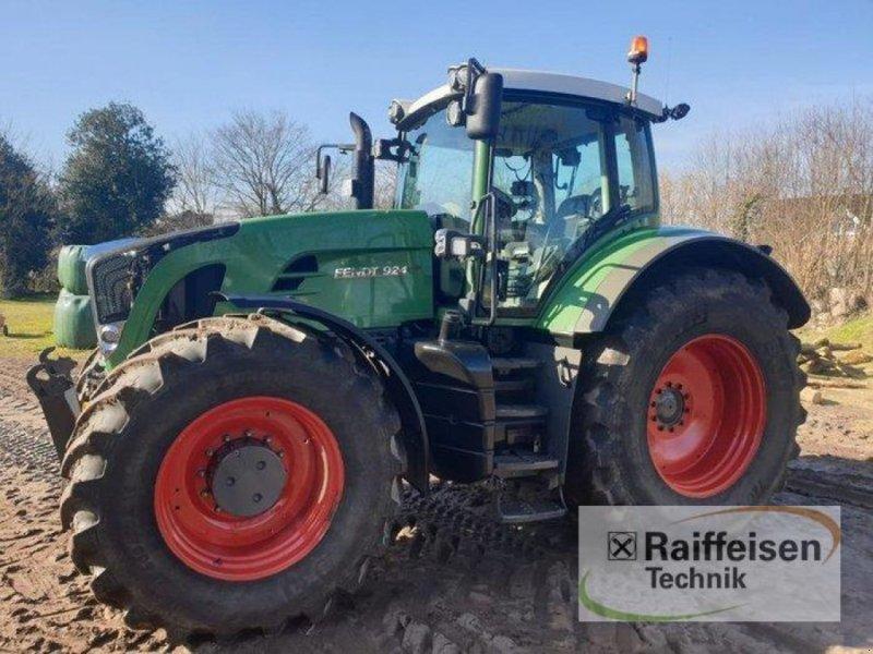 Traktor des Typs Fendt 924 Vario, Gebrauchtmaschine in Kisdorf (Bild 1)