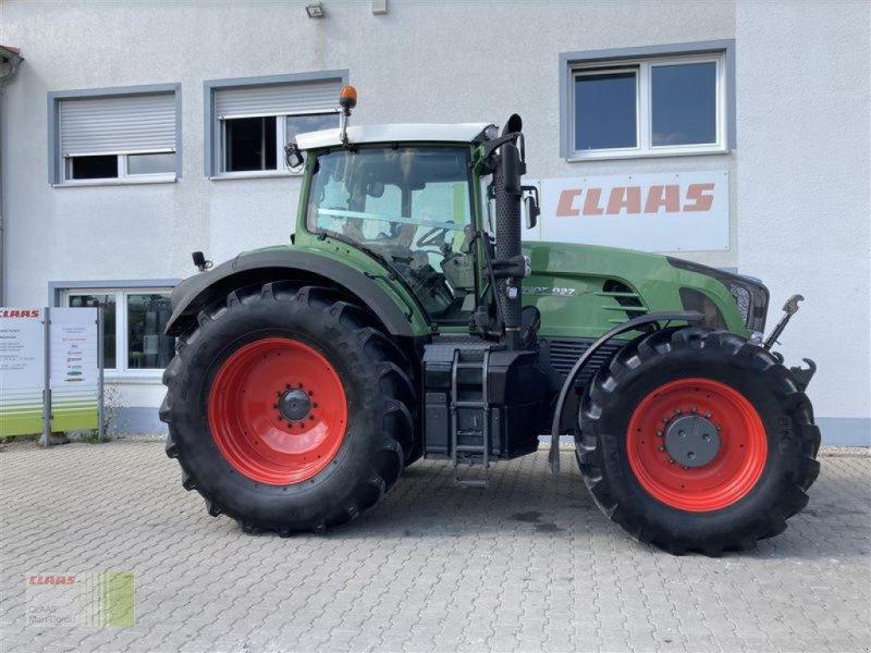 Traktor des Typs Fendt 927 (654), Gebrauchtmaschine in Aurach (Bild 1)