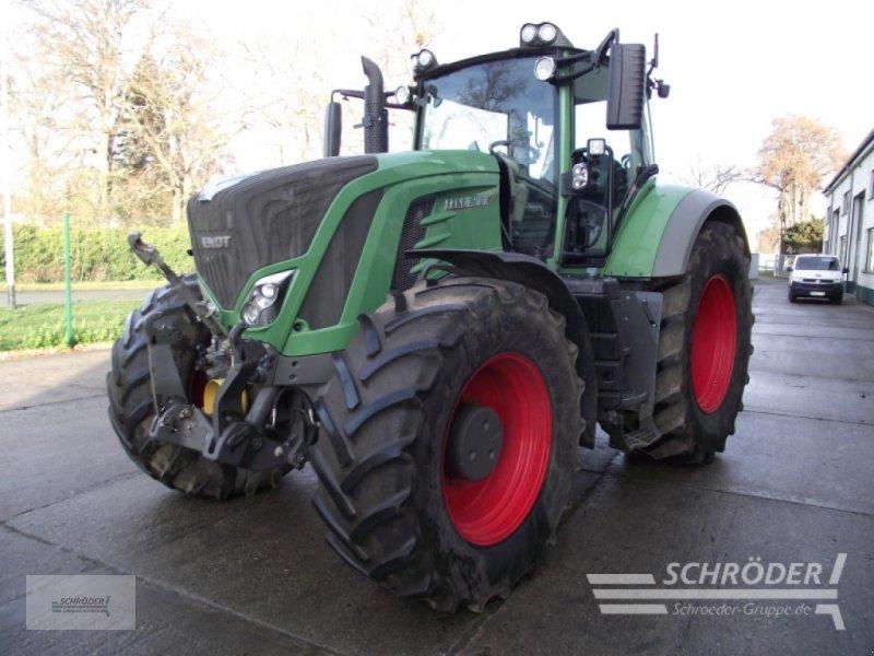 Traktor des Typs Fendt 927 Profi Plus, Gebrauchtmaschine in Langenweddingen (Bild 1)