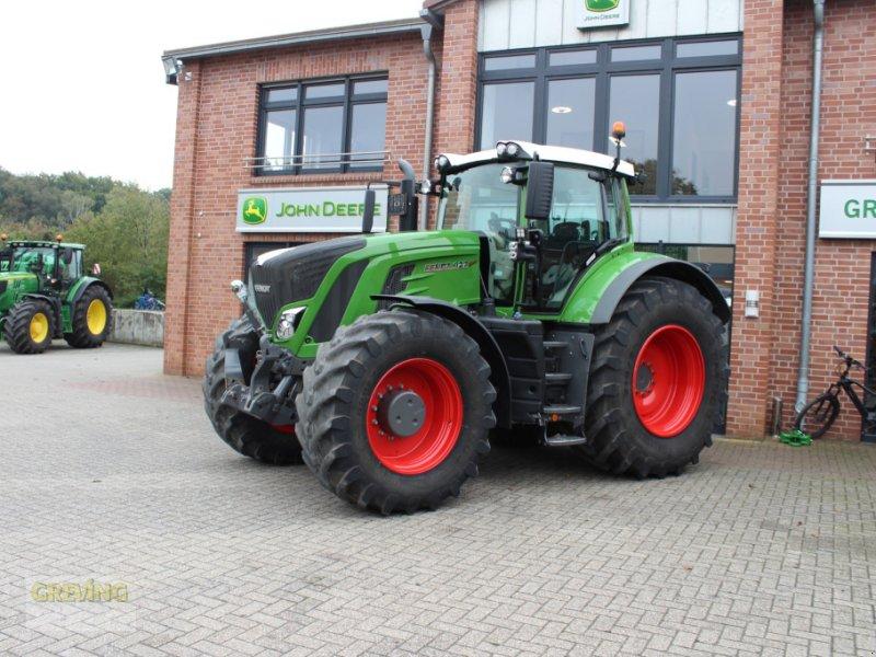 Traktor des Typs Fendt 927 Vario Profi, Gebrauchtmaschine in Ahaus (Bild 1)