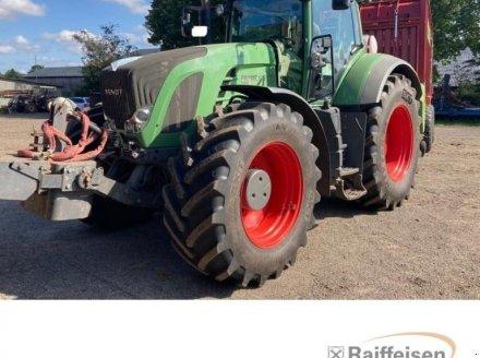 Traktor des Typs Fendt 927 Vario SCR, Gebrauchtmaschine in Kisdorf (Bild 8)