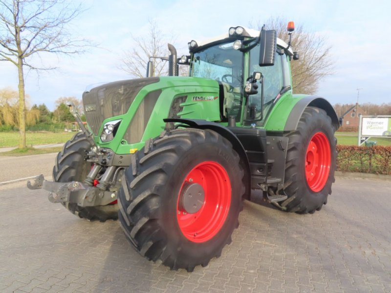 Traktor του τύπου Fendt 927  vario tms, Gebrauchtmaschine σε Hapert (Φωτογραφία 1)