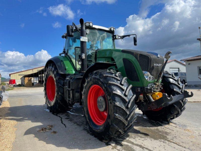 Traktor des Typs Fendt 927 Vario TMS, Gebrauchtmaschine in Hopferstadt (Bild 1)