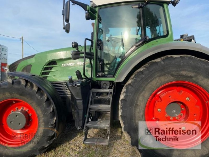 Traktor типа Fendt 930 Profi, Gebrauchtmaschine в Gera (Фотография 1)