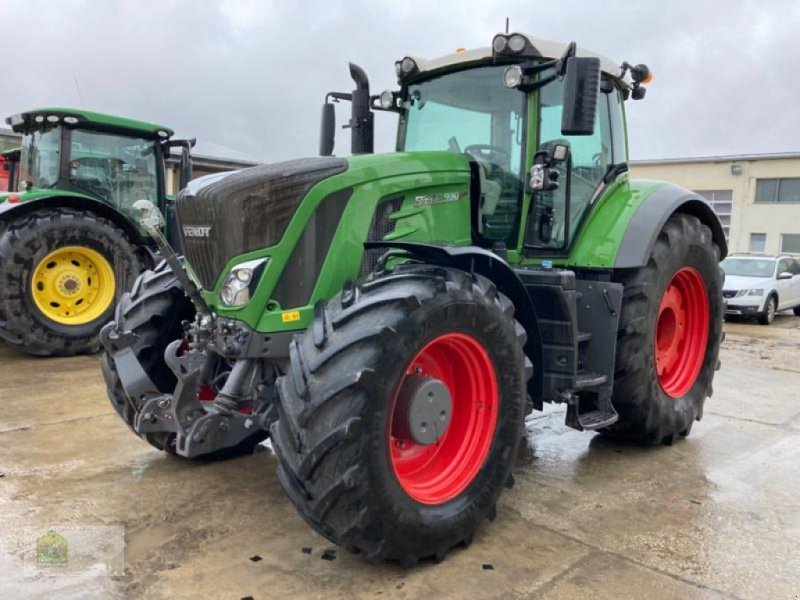 Traktor tip Fendt 930 S4 Profi Plus, Gebrauchtmaschine in Salsitz (Poză 1)