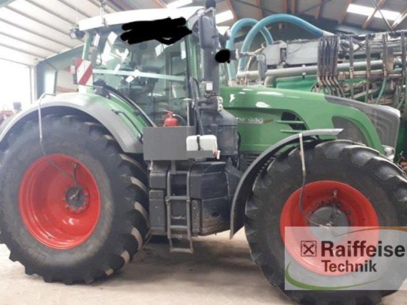 Traktor des Typs Fendt 930 SCR, Gebrauchtmaschine in Eckernförde (Bild 1)