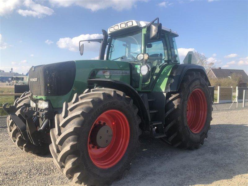 Traktor typu Fendt 930 TMS. Velholdt, Gebrauchtmaschine w Tønder (Zdjęcie 1)