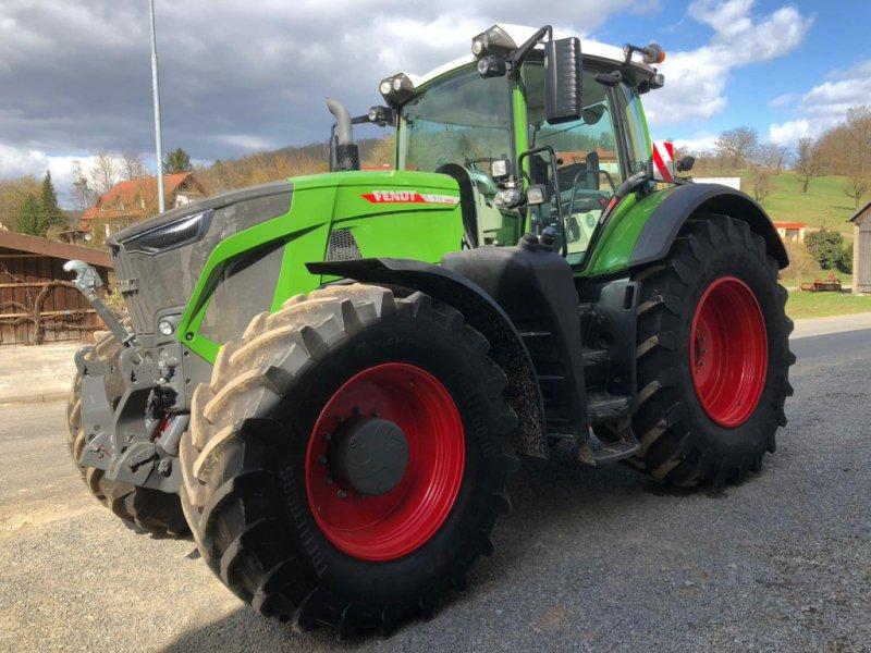 Traktor des Typs Fendt 930 Vario Gen 6 Profi Plus RTK, Gebrauchtmaschine in Wülfershausen an der Saale (Bild 3)