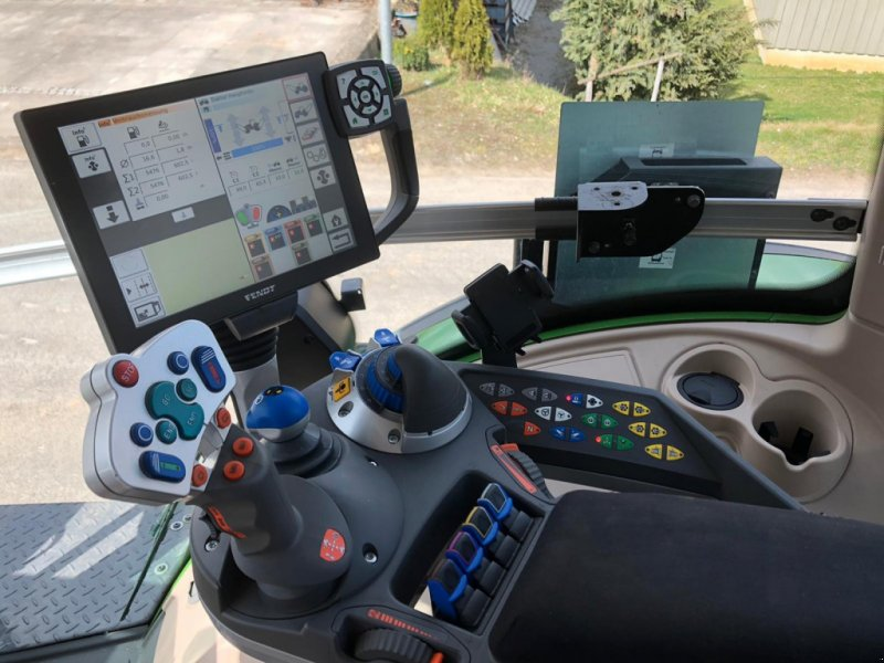 Traktor des Typs Fendt 930 Vario Gen 6 Profi Plus RTK, Gebrauchtmaschine in Wülfershausen an der Saale (Bild 12)