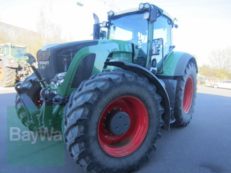 Traktor des Typs Fendt 930 VARIO POWER, Gebrauchtmaschine in Großweitzschen  (Bild 1)