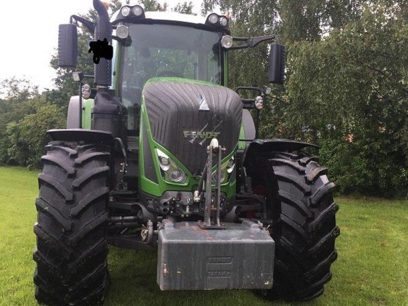 Traktor des Typs Fendt 930 Vario Profi Plus, Gebrauchtmaschine in Homberg/Efze (Bild 3)