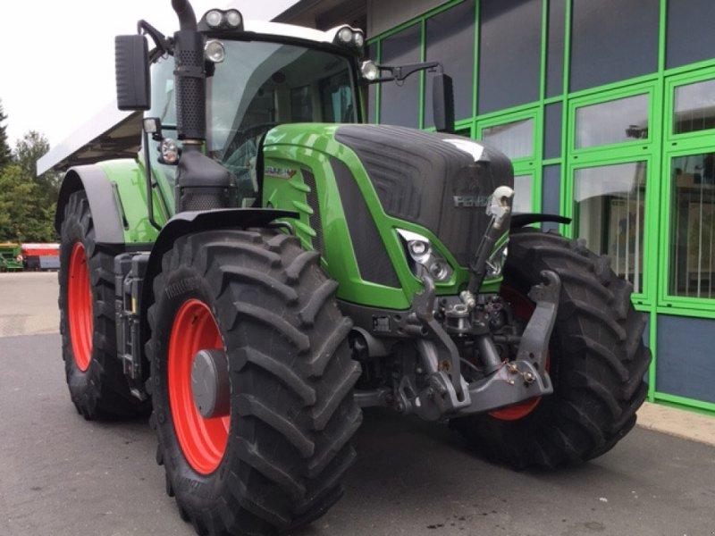 Traktor des Typs Fendt 930 Vario Profi Plus, Gebrauchtmaschine in Homberg/Efze (Bild 4)