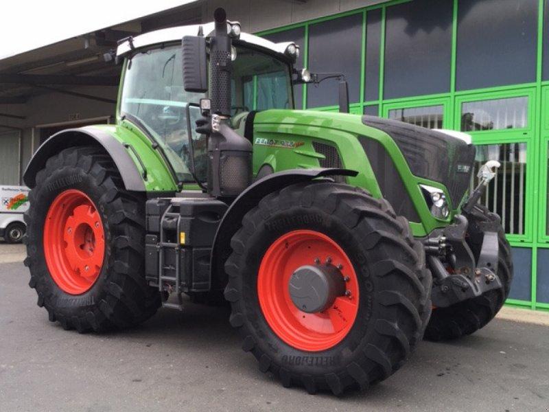 Traktor des Typs Fendt 930 Vario Profi Plus, Gebrauchtmaschine in Homberg/Efze (Bild 6)