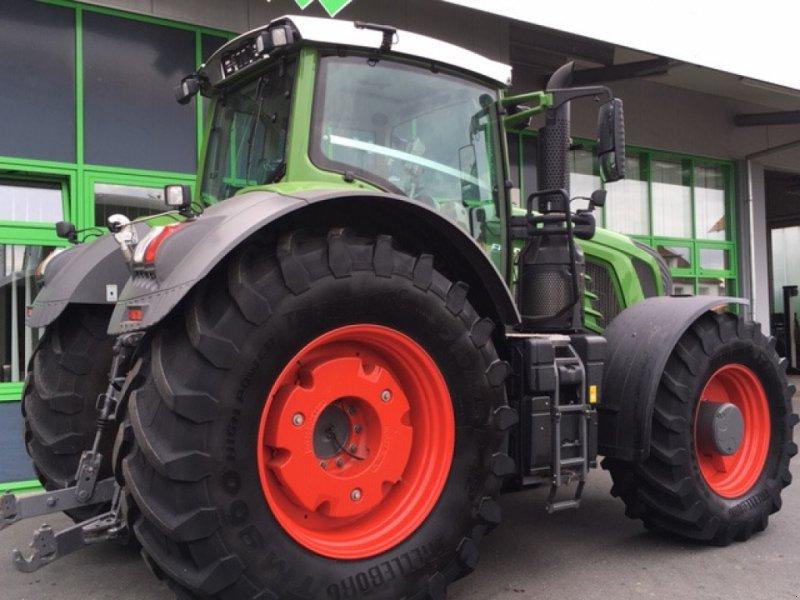 Traktor des Typs Fendt 930 Vario Profi Plus, Gebrauchtmaschine in Homberg/Efze (Bild 7)