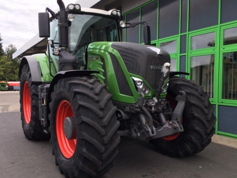 Traktor des Typs Fendt 930 Vario Profi Plus, Gebrauchtmaschine in Homberg/Efze (Bild 8)