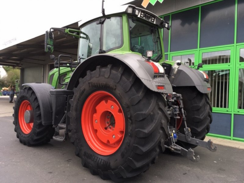 Traktor des Typs Fendt 930 Vario Profi Plus, Gebrauchtmaschine in Homberg/Efze (Bild 10)