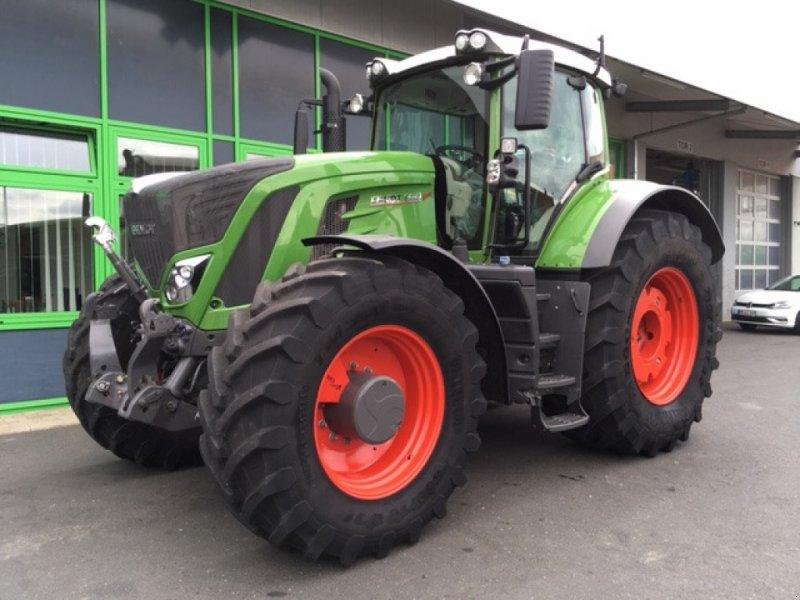 Traktor des Typs Fendt 930 Vario Profi Plus, Gebrauchtmaschine in Homberg/Efze (Bild 11)
