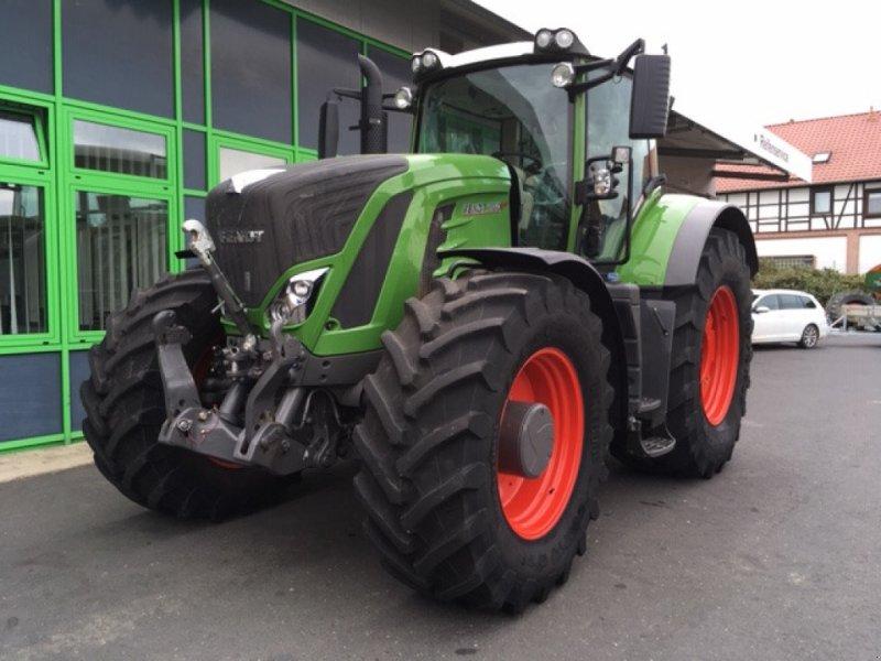 Traktor des Typs Fendt 930 Vario Profi Plus, Gebrauchtmaschine in Homberg/Efze (Bild 12)
