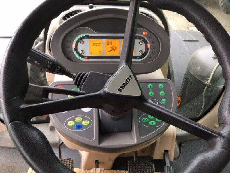 Traktor des Typs Fendt 930 Vario Profi Plus, Gebrauchtmaschine in Homberg/Efze (Bild 16)