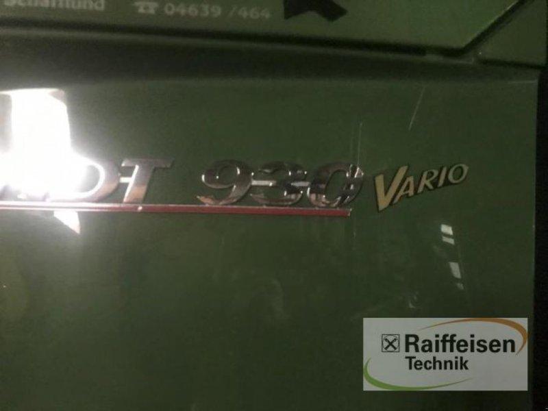 Traktor des Typs Fendt 930 Vario Profi, Gebrauchtmaschine in Wanderup (Bild 1)