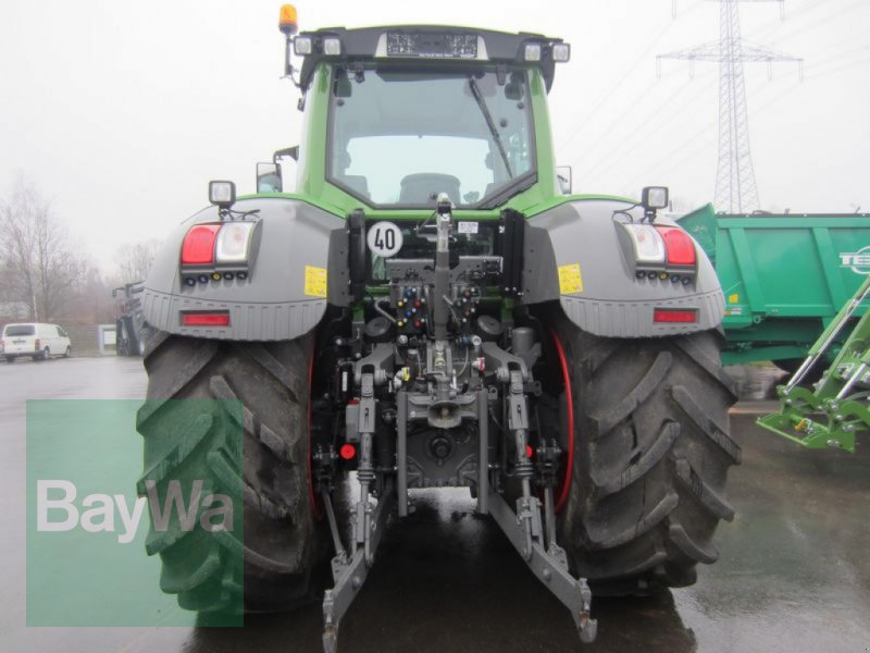 Traktor des Typs Fendt 930 VARIO S4 PROFI PLUS, Gebrauchtmaschine in Großweitzschen  (Bild 4)