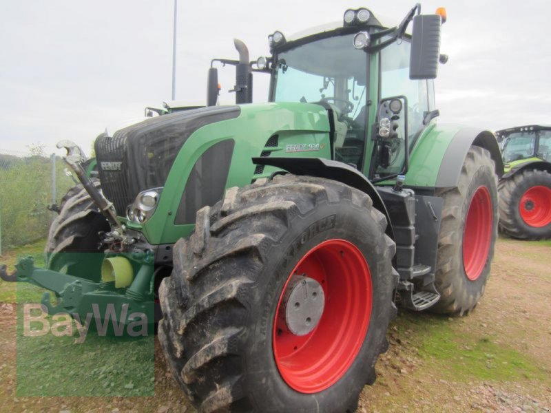 Traktor des Typs Fendt 930 VARIO SCR PROFI PLUS, Gebrauchtmaschine in Großweitzschen  (Bild 1)