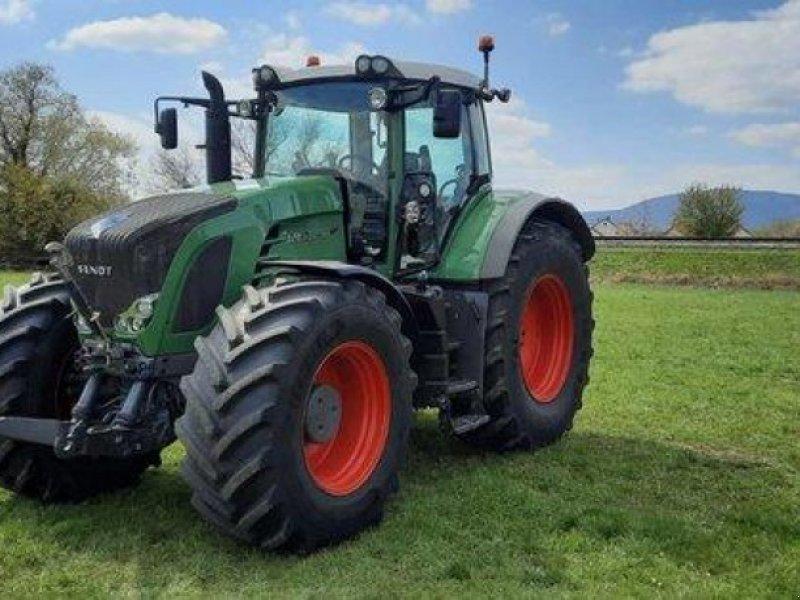 Traktor des Typs Fendt 930 VARIO SCR, Gebrauchtmaschine in Mutterstadt (Bild 2)