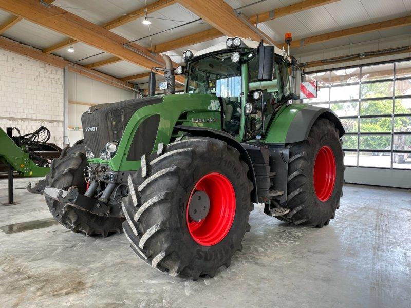 Traktor des Typs Fendt 930 Vario SCR, Gebrauchtmaschine in Bad Wünnenberg (Bild 1)