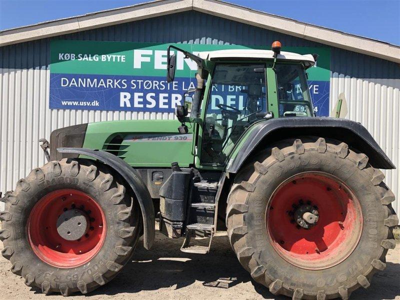 Traktor des Typs Fendt 930 Vario TMS, Gebrauchtmaschine in Rødekro (Bild 1)