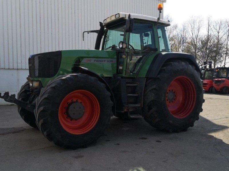 Traktor typu Fendt 930 Vario TMS, Gebrauchtmaschine w Leende (Zdjęcie 1)