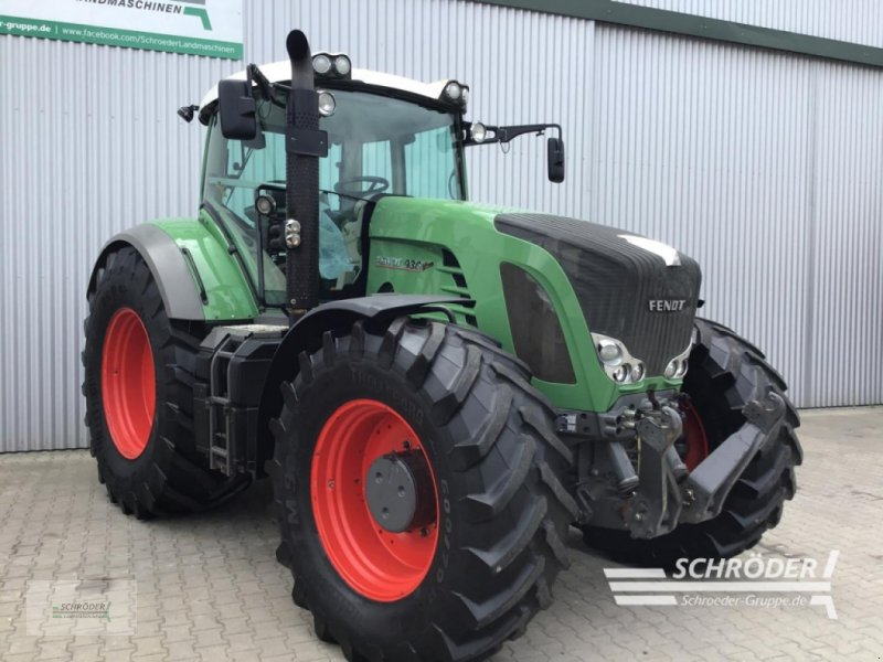 Traktor tipa Fendt 930 VARIO TMS, Gebrauchtmaschine u Wildeshausen (Slika 1)