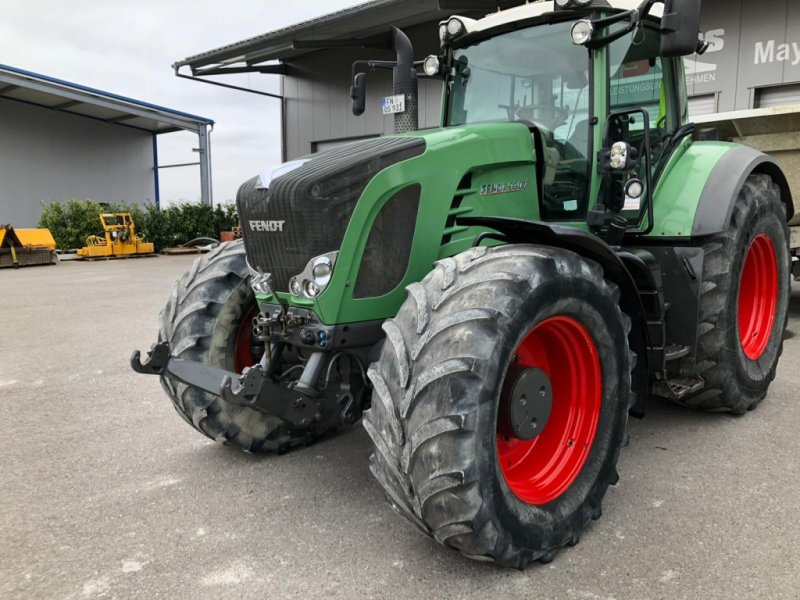 Traktor des Typs Fendt 930 Vario, Gebrauchtmaschine in Pfullendorf (Bild 1)