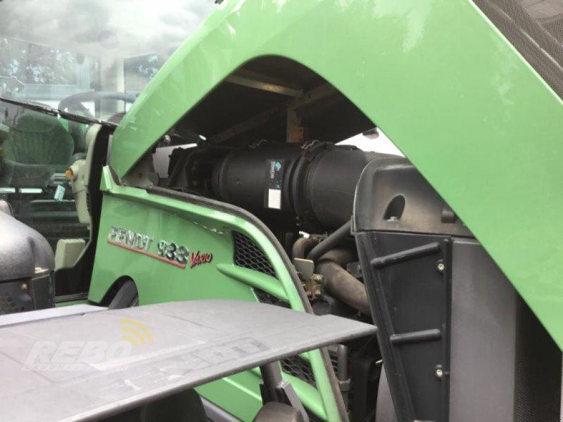Traktor типа Fendt 933 VARIO PROFI PLUS, Gebrauchtmaschine в Neuenkirchen-Vörden (Фотография 11)
