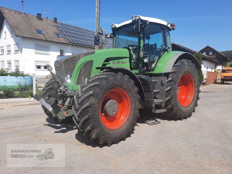 Traktor des Typs Fendt 933 Vario PROFI, Gebrauchtmaschine in Stetten (Bild 1)