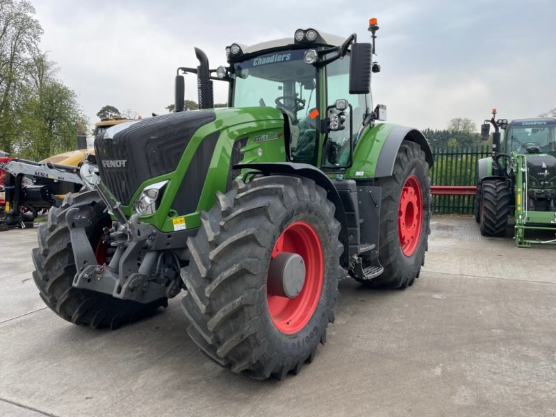 Traktor of the type Fendt 933 Vario PROFI, Neumaschine in Wallingford (Picture 1)