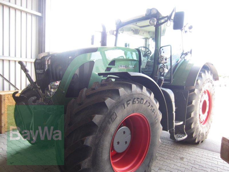 Traktor des Typs Fendt 933 Vario PROFI, Gebrauchtmaschine in Großweitzschen  (Bild 1)