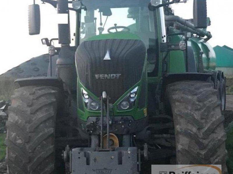 Traktor a típus Fendt 933 Vario S4 ProfiPlus, Gebrauchtmaschine ekkor: Husum (Kép 1)