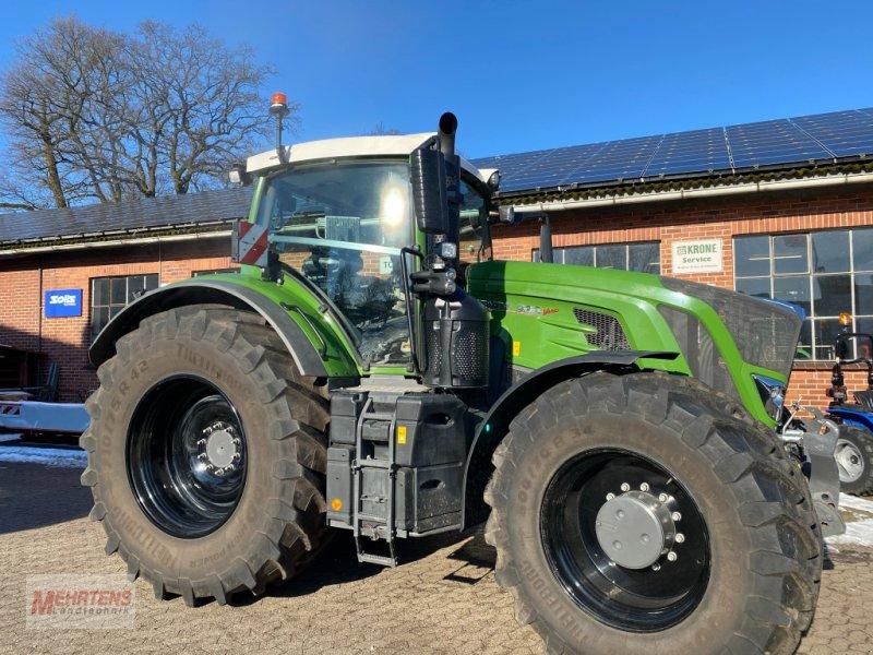 Traktor des Typs Fendt 933 Vario SCR, Gebrauchtmaschine in Gnarrenburg (Bild 1)
