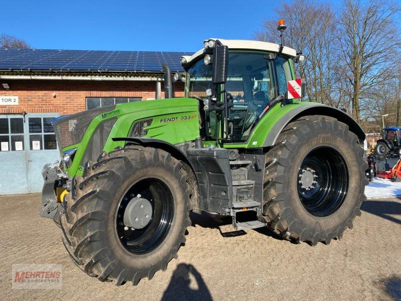 Traktor des Typs Fendt 933 Vario SCR, Gebrauchtmaschine in Gnarrenburg (Bild 8)