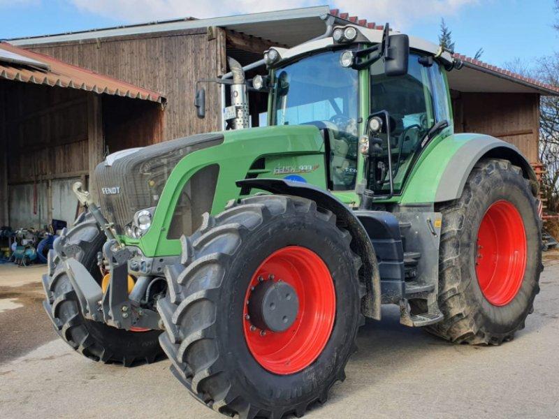 Traktor типа Fendt 933 Vario TMS, Gebrauchtmaschine в Langenau (Фотография 1)