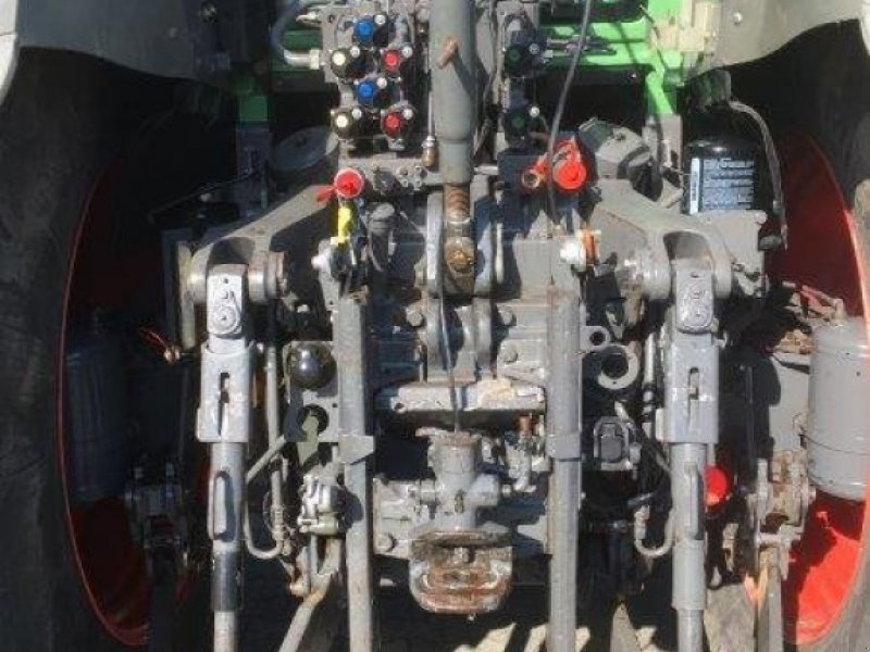 Traktor typu Fendt 933 Vario, Gebrauchtmaschine v Plau am See / OT Klebe (Obrázok 4)