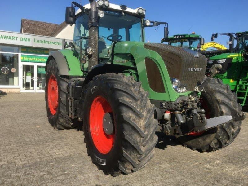 Traktor typu Fendt 933 Vario, Gebrauchtmaschine v Plau am See / OT Klebe (Obrázok 14)