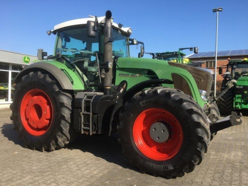 Traktor typu Fendt 933 Vario, Gebrauchtmaschine v Plau am See / OT Klebe (Obrázok 1)