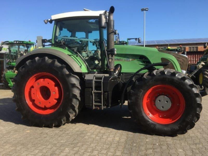 Traktor typu Fendt 933 Vario, Gebrauchtmaschine v Plau am See / OT Klebe (Obrázok 13)