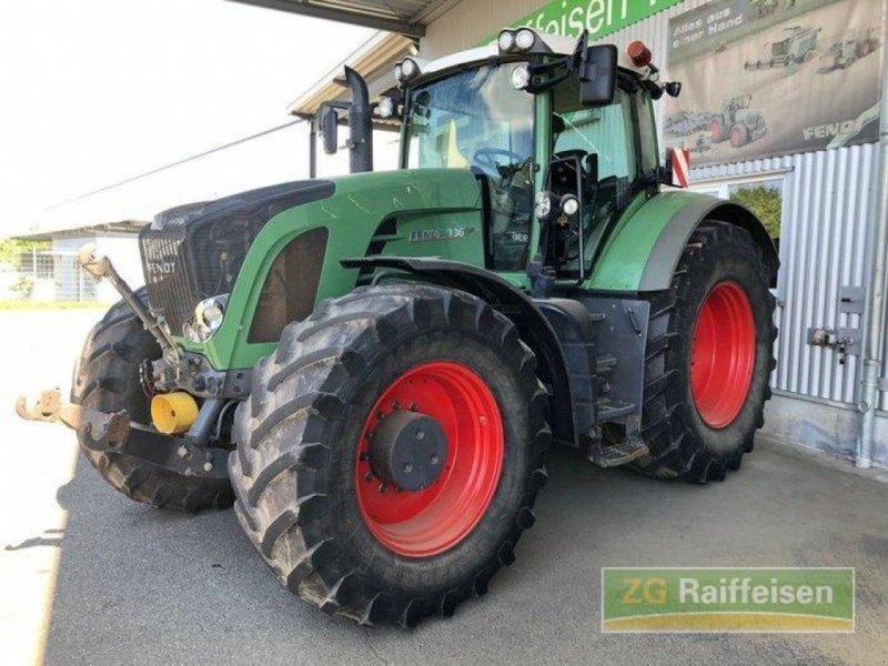 Traktor des Typs Fendt 936 Profi Rüfa, Gebrauchtmaschine in Bruchsal (Bild 1)
