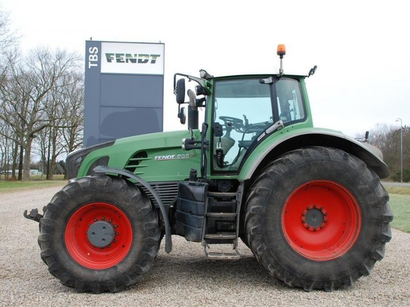 Traktor του τύπου Fendt 936 Profi, Gebrauchtmaschine σε Grindsted (Φωτογραφία 1)