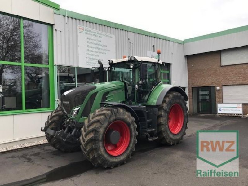 Traktor des Typs Fendt 936 S4 ProfiPlus Rüfa GW, Gebrauchtmaschine in Wittlich (Bild 1)