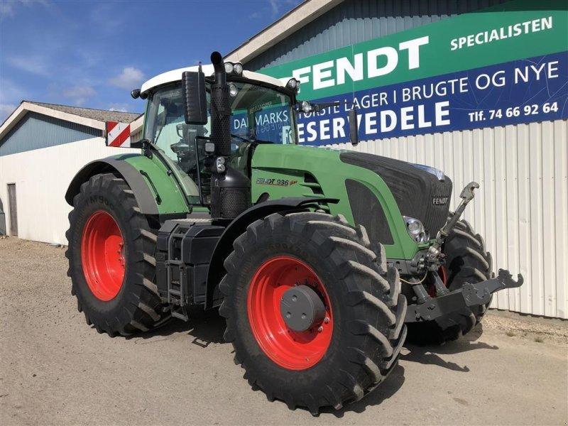 Traktor του τύπου Fendt 936 SCR Profi Plus, Gebrauchtmaschine σε Rødekro (Φωτογραφία 4)