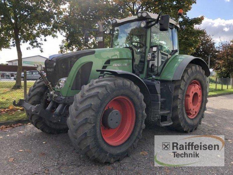 Traktor des Typs Fendt 936 SCR ProfiPlus, Gebrauchtmaschine in Elmenhorst-Lanken (Bild 1)