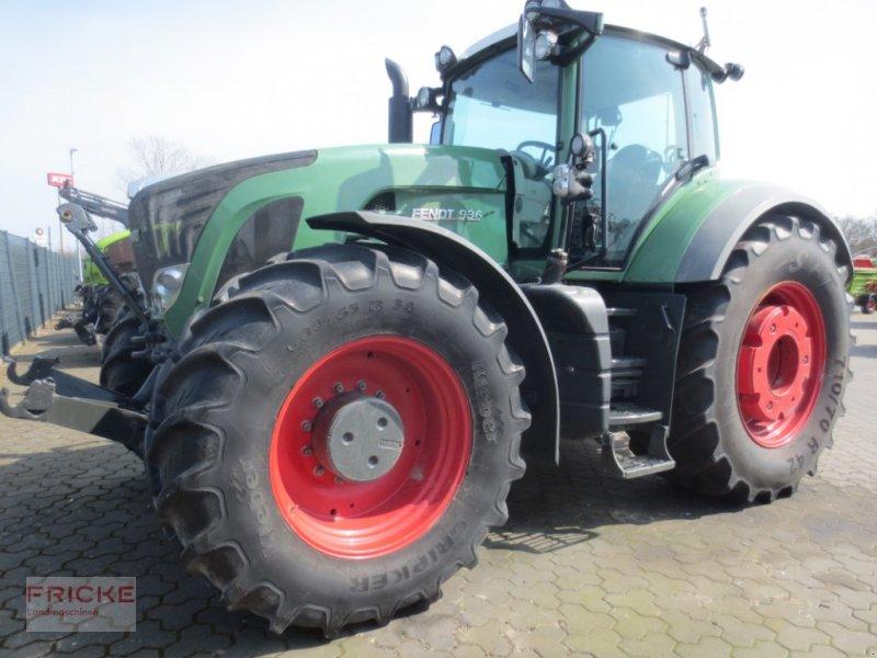 Traktor типа Fendt 936 VARIO POWER, Gebrauchtmaschine в Bockel - Gyhum (Фотография 1)